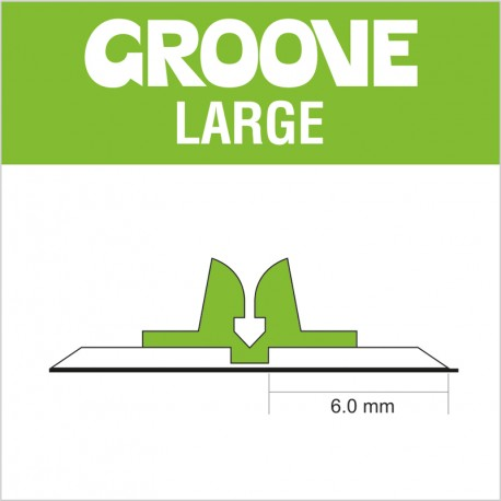 GROOVE LARGE